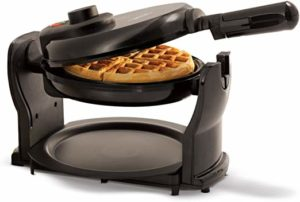 BELLA (13591) Classic Rotating Non-Stick Belgian Waffle Maker