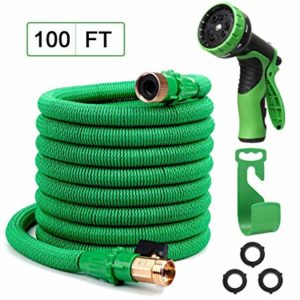 Garden Hose - 100 FT Heavy Duty Expandable