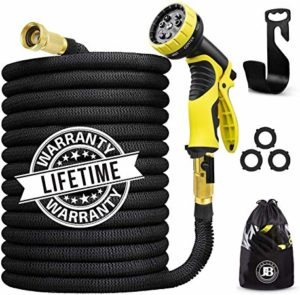 J&B XpandaHose 75ft Expandable Water Garden Hose